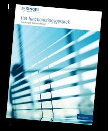 Brochure voor het voeren van effectieve functioneringsgesprekken